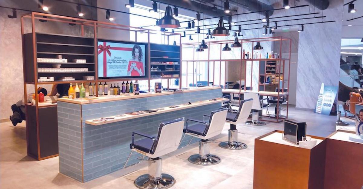 GETT'S a deschis un nou salon de înfrumusețare în Plaza Româniacu o investiție de peste 130.000 euro