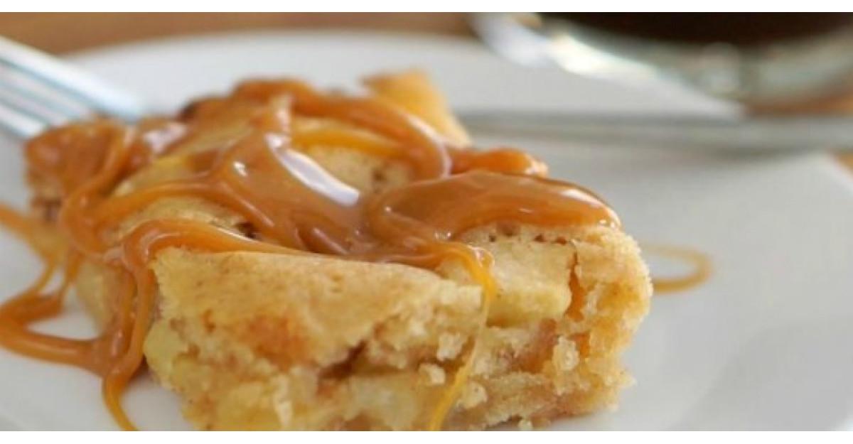 Aceasta prajitura cu mere proaspete va deveni preferata voastra