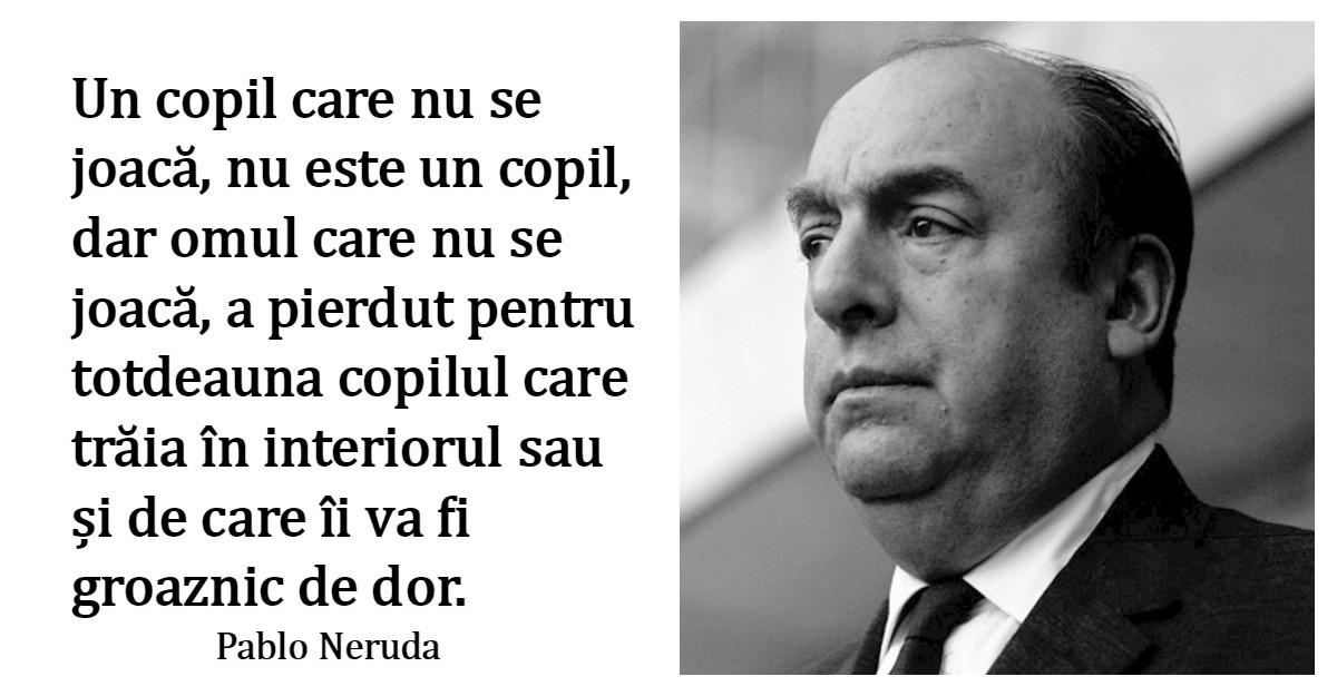 Alfabetul dragostei: Cele mai frumoase citate despre iubire dupa Pablo Neruda