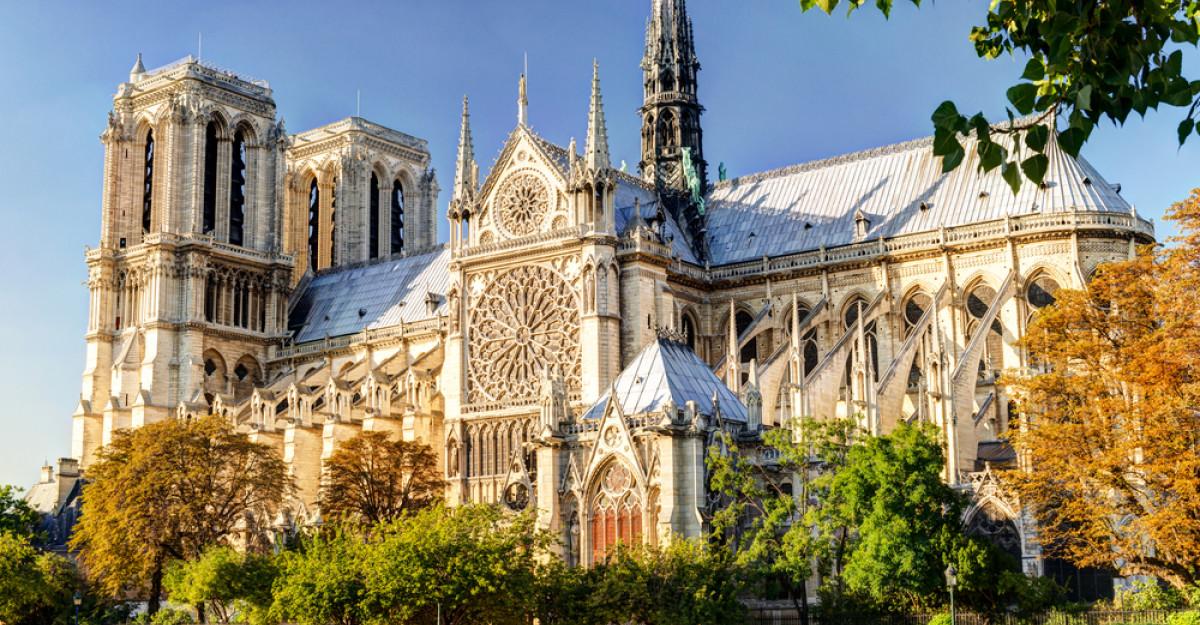 Cinci lucruri pe care nu le știai despre Notre Dame de Paris