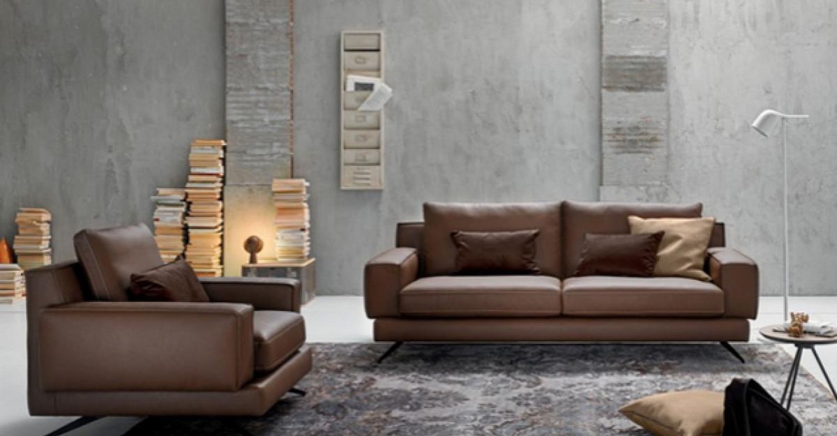 15 modele de canapele din piele