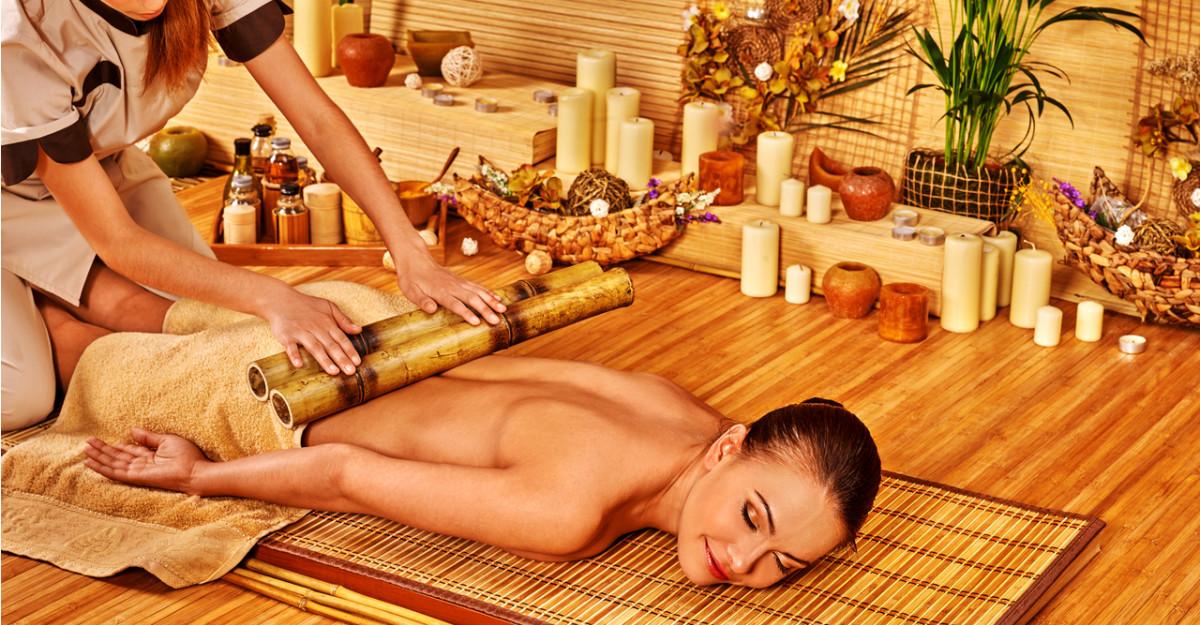 Astenia de primăvară sau durerile articulare combătute cu ajutorul masajului cu bambus