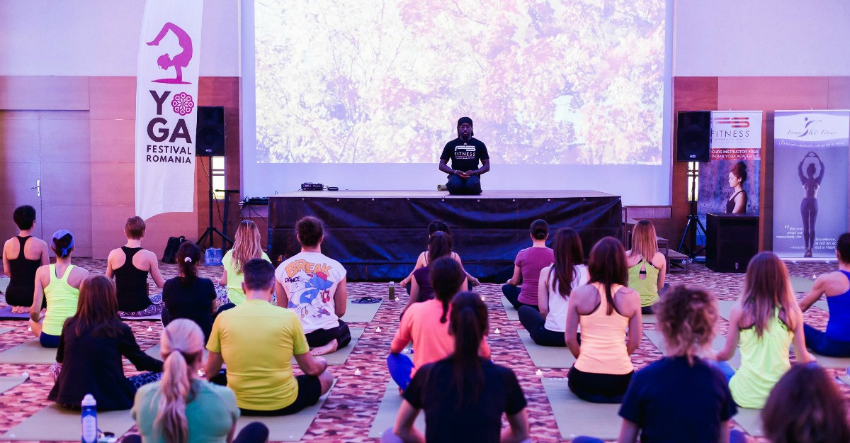 Yoga Festival revine in anul 2017 in weekendul 2-3 decembrie