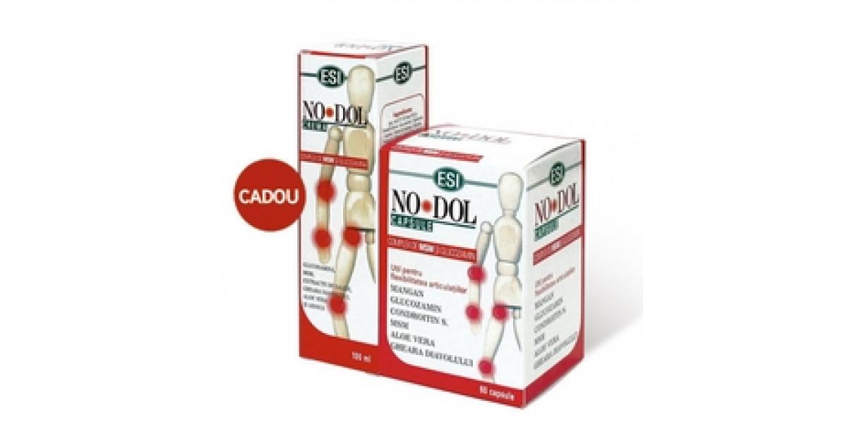 Esi NoDol, imbunatateste mobilitatea si rezistenta articulatiilor