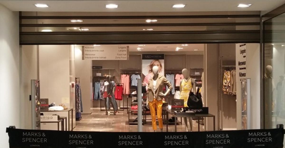 Marks & Spencer deschide al doilea magazin concept store