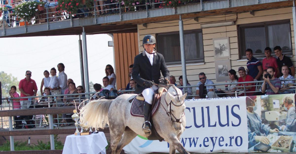 Salonul Calului, in septembrie, la Bucuresti