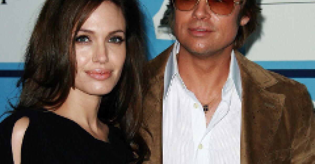 Un nou membru in familia Jolie Pitt?