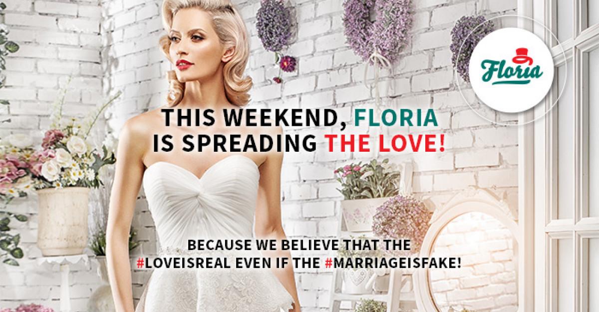 Elvis Presley si Marylin Monroe oficializeaza casatorii de o zi la Floria de Valentine's Day