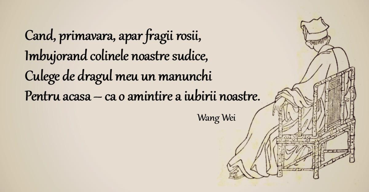 Cele mai frumoase citate de iubire: Alfabetul dragostei dupa Wang Wei
