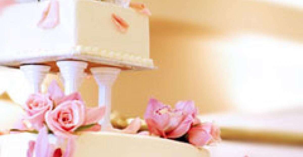 Torturi de lux pentru cele mai pretentioase nunti