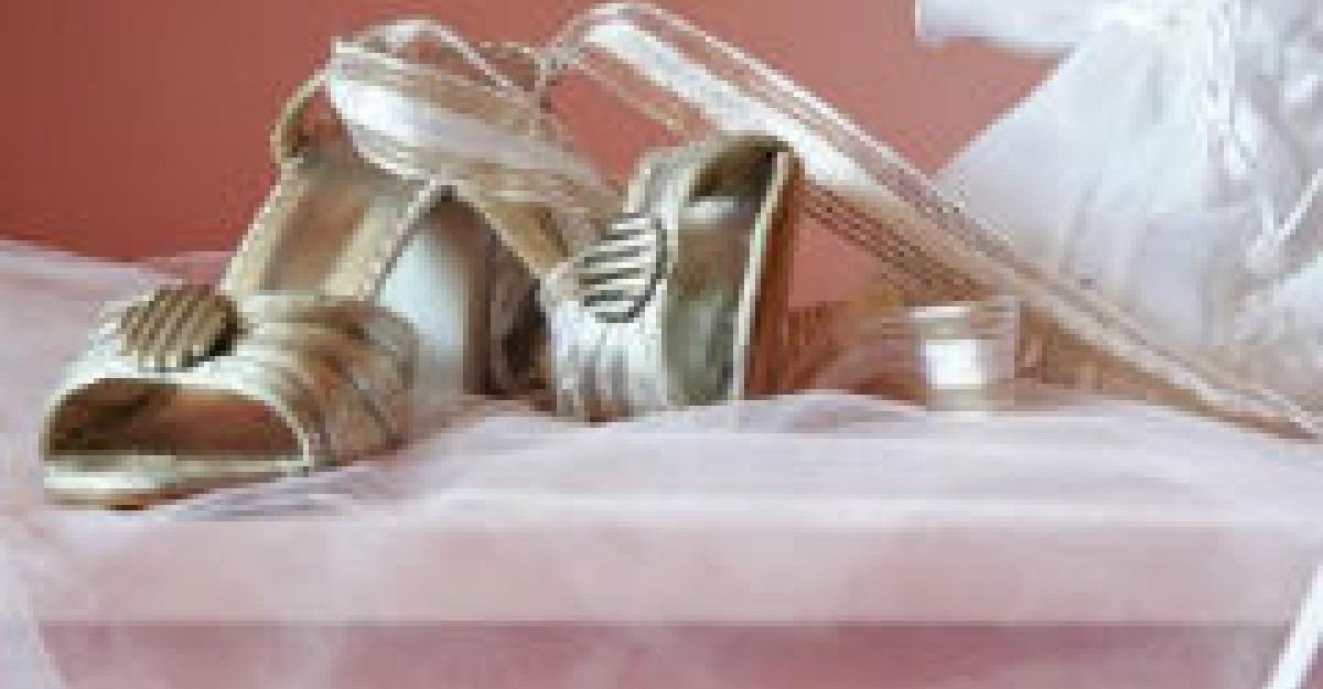 Pantofi si sandale de vara pentru cununia civila