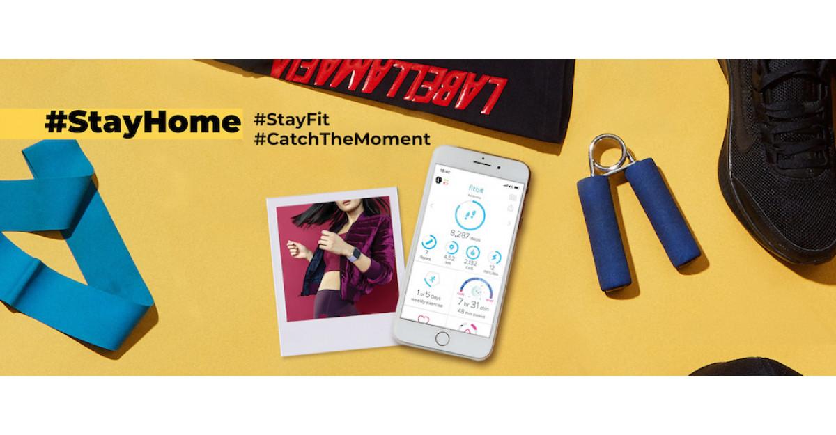 #StayHome #StayFit - tema lunii Aprilie a concursului fotograficCatch the moment, lansat de ANSWEAR.ro