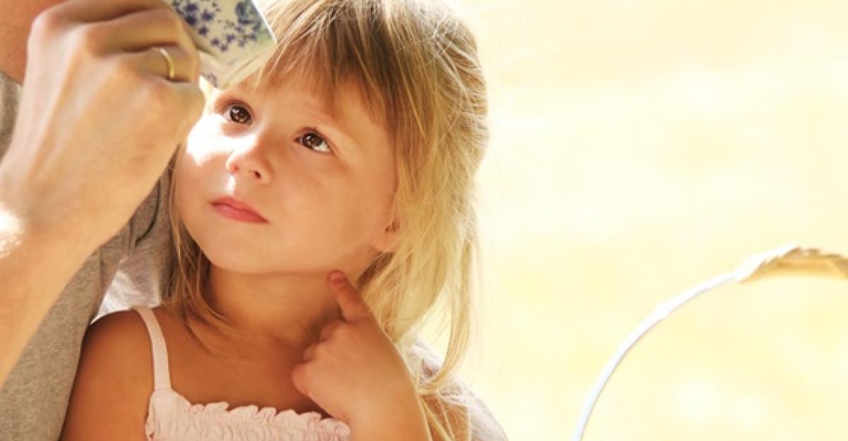 Juramintele unui mire pentru fiica lui vitrega de 3 ani