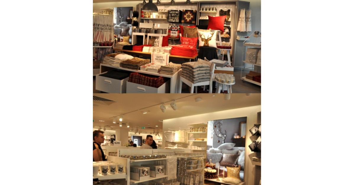 Foto: H&M deschide primul magazin stradal din Romania
