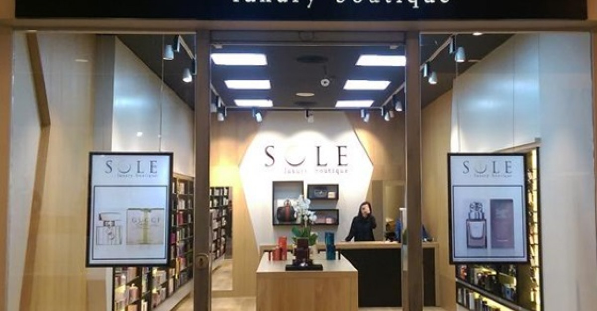 Sole deschide primul magazin de produse fashion si de infrumusetare din Cluj-Napoca