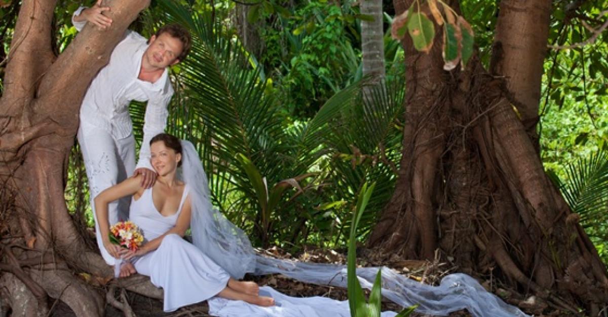 Tendinte 2013: Nunta in natura