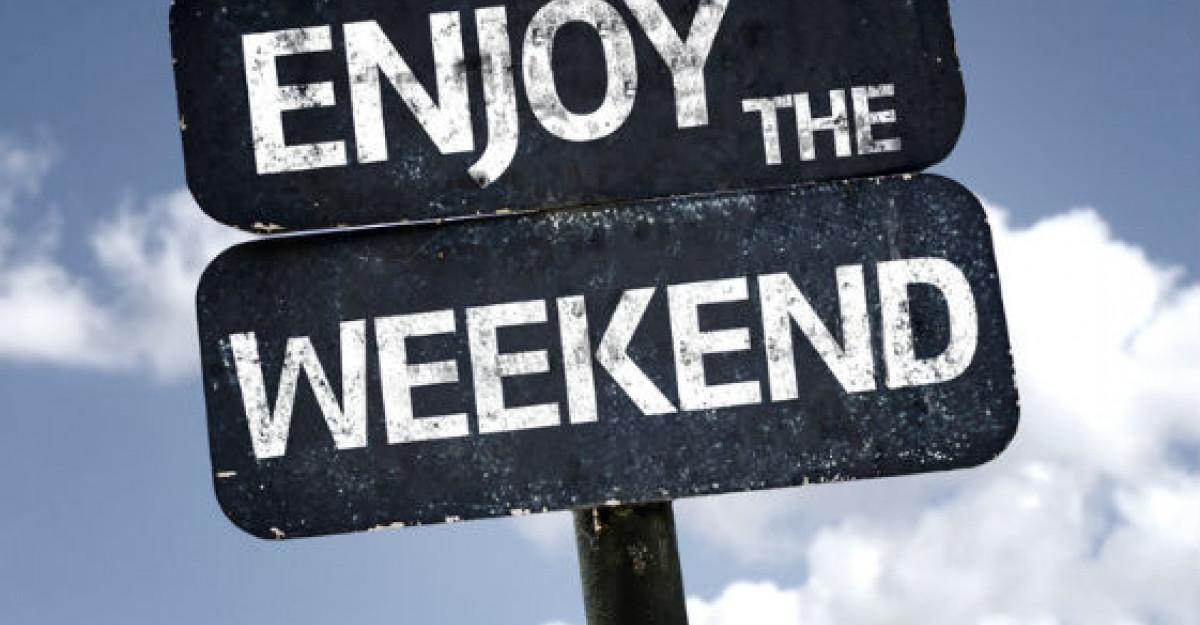 5 evenimente recomandate pentru acest weekend