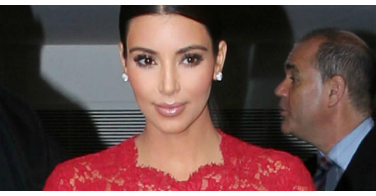 Kim Kardashian, cu fata distrusa de operatii estetice. Uite cum arata!