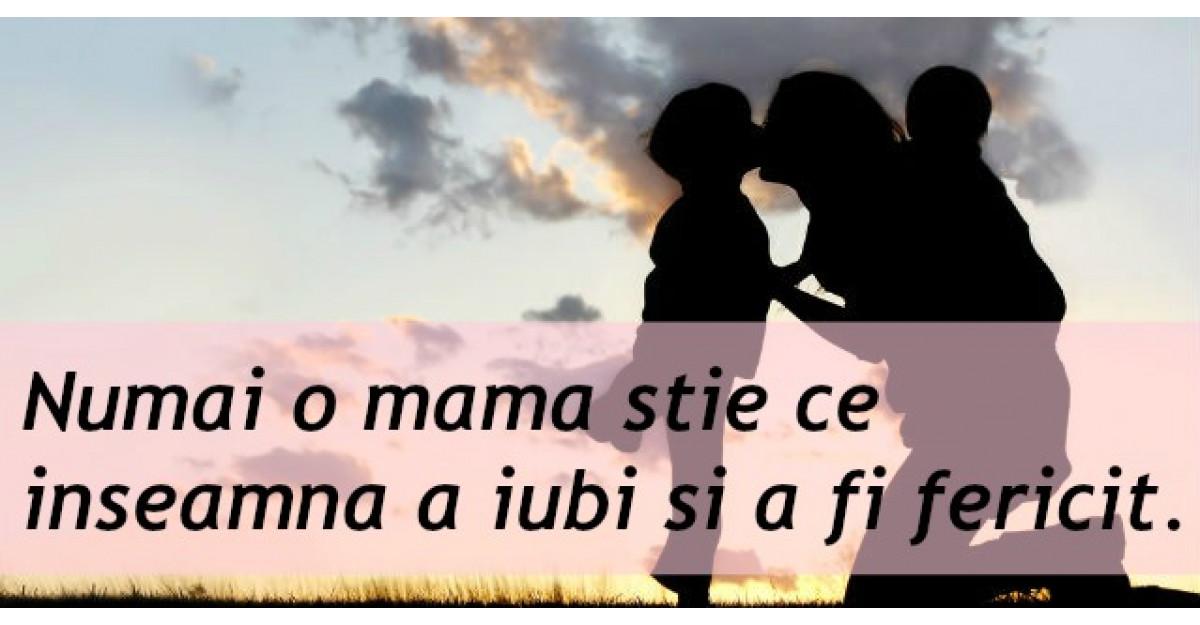 De ce imi iubesc mama?