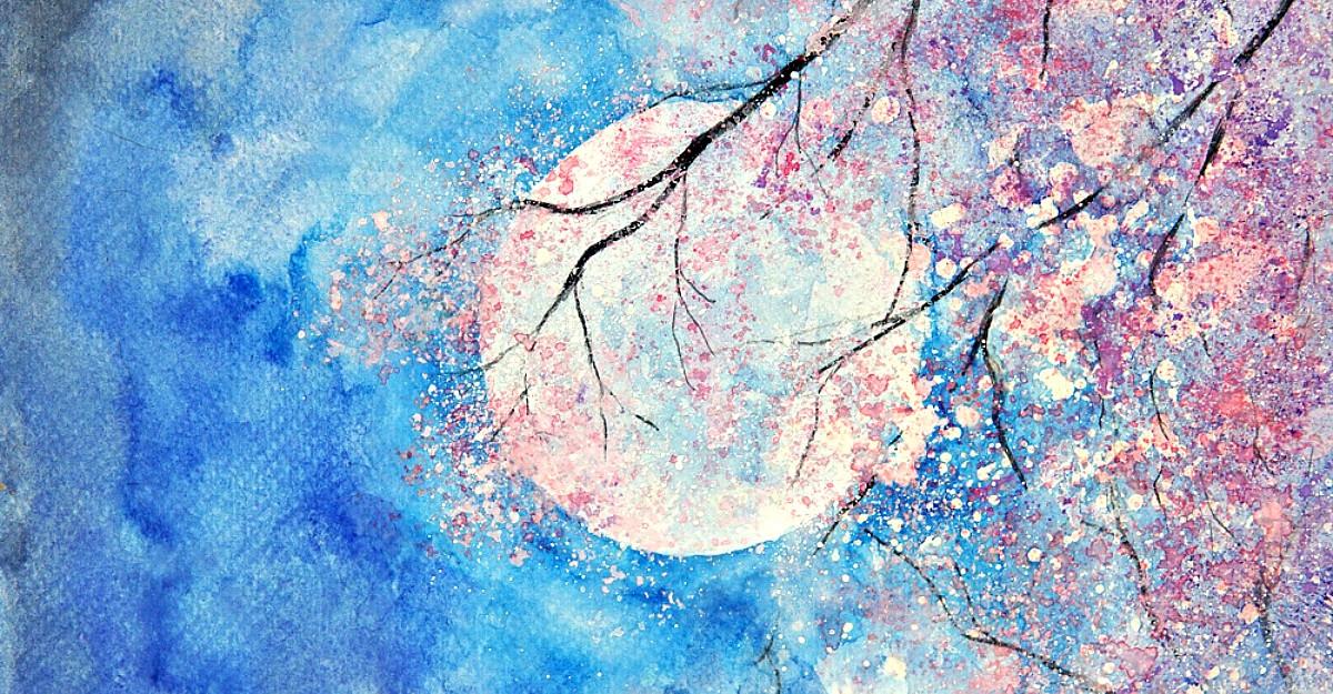 Luna Plină în Fecioară de pe 9 martie ne învață calea spre iubirea de sine