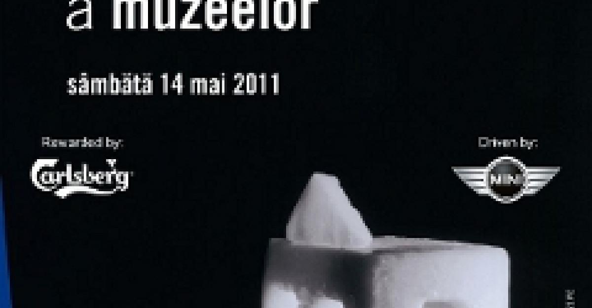 Noaptea Europeana a Muzeelor