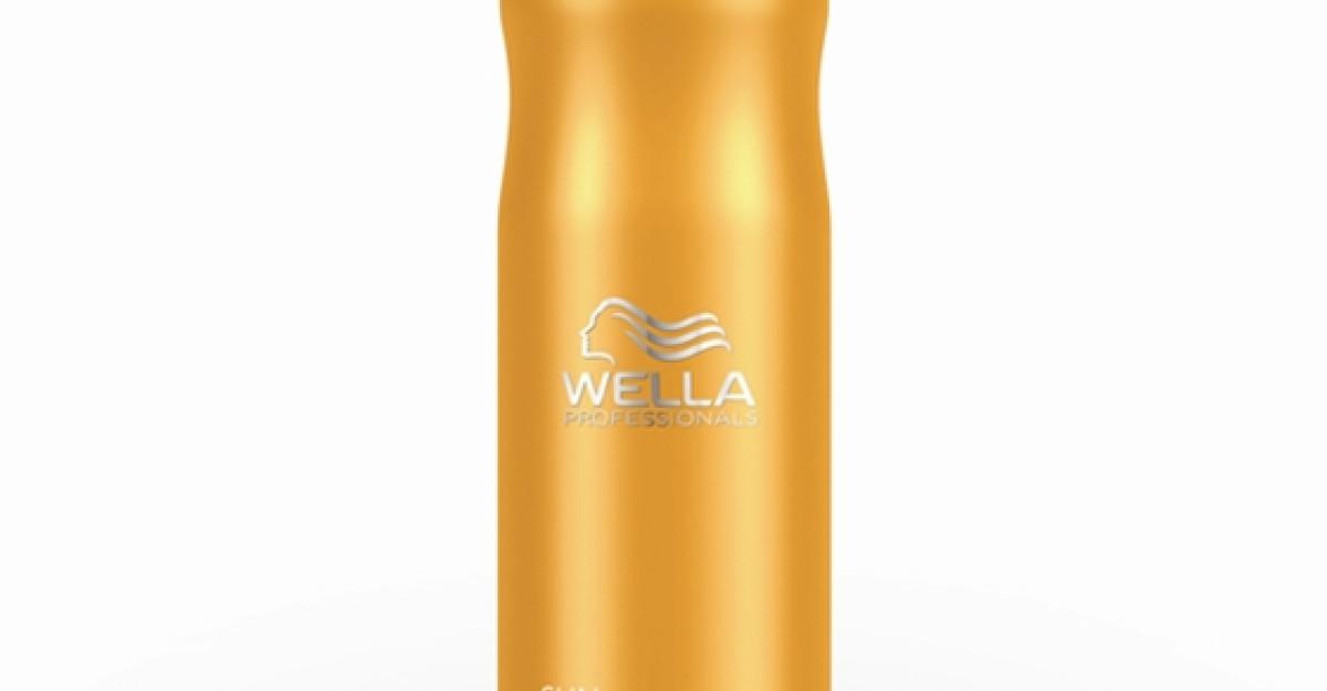 O vara de milioane cu Wella Sun Shampoo