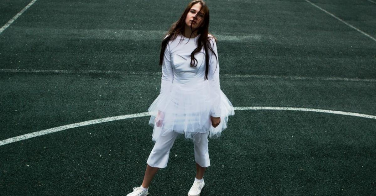 Rochia albă - vedeta verii
