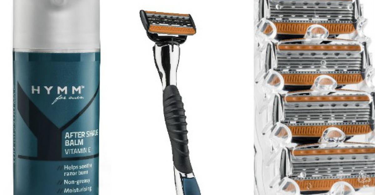 Amway prezinta noua gama de produse de ingrijire pentru barbati