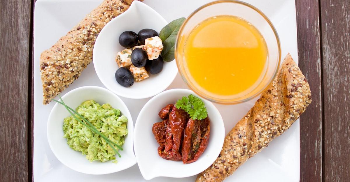 Slabeste sanatos: 3 Idei pentru un mic dejun dietetic si gustos