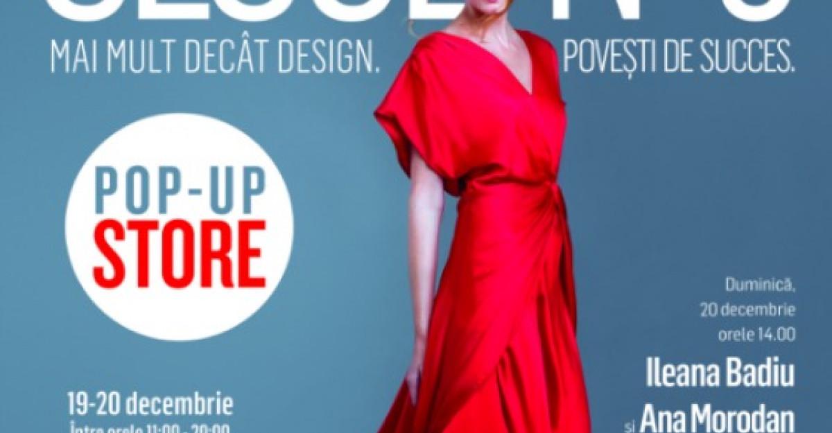 Despre CLOUD No. 9 POP-UP STORE: Mai mult decat design. Povesti de succes