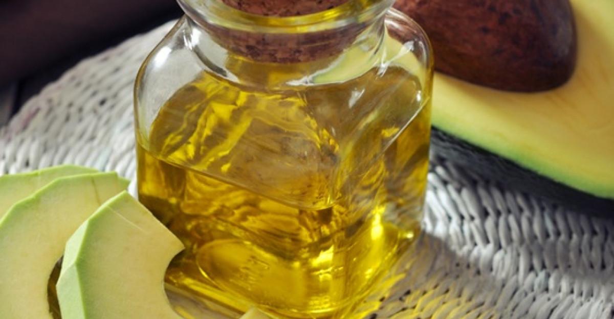 Uleiul de avocado: noul elixir al frumusetii