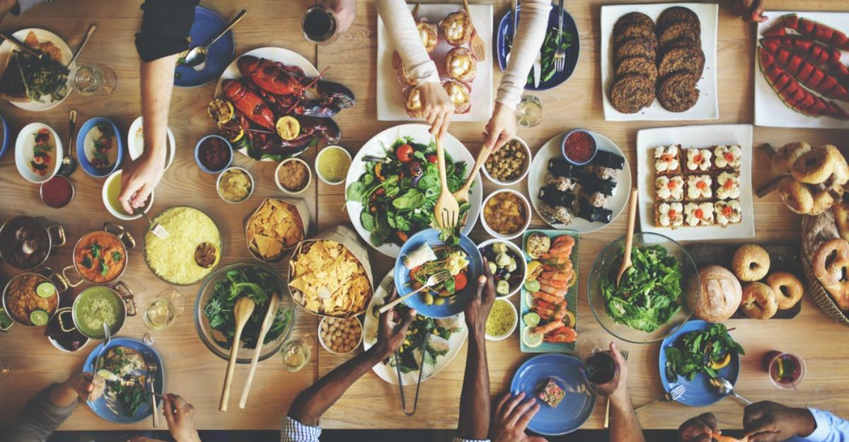 In nutritie exista doar trei contraindicatii: Nu combinati niciodata aceste alimente!
