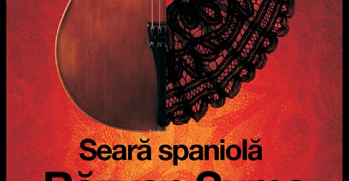 Razvan Suma va invita la o seara de muzica spaniola