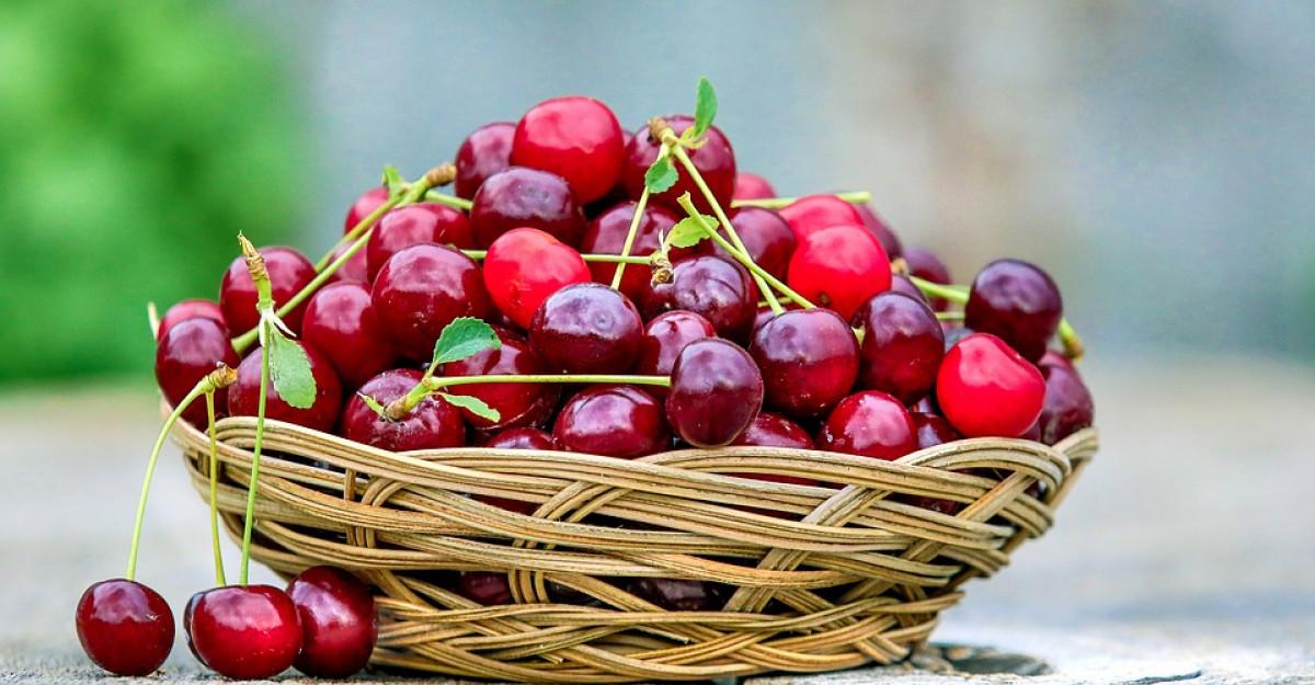 Ciresele - beneficii pentru sanatate si viata lunga