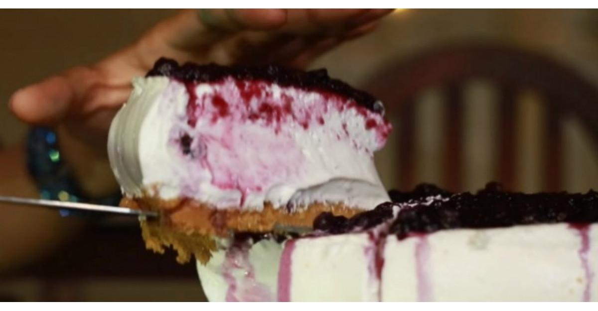 Cum sa faci cheesecake in 10 minute? Nu are nevoie de coacere