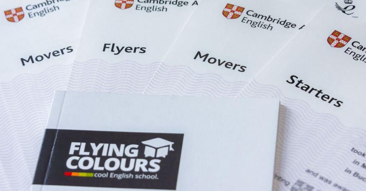 Flying Colours: Top 5 site-uri utile pentru copii unde pot învăța limba engleză