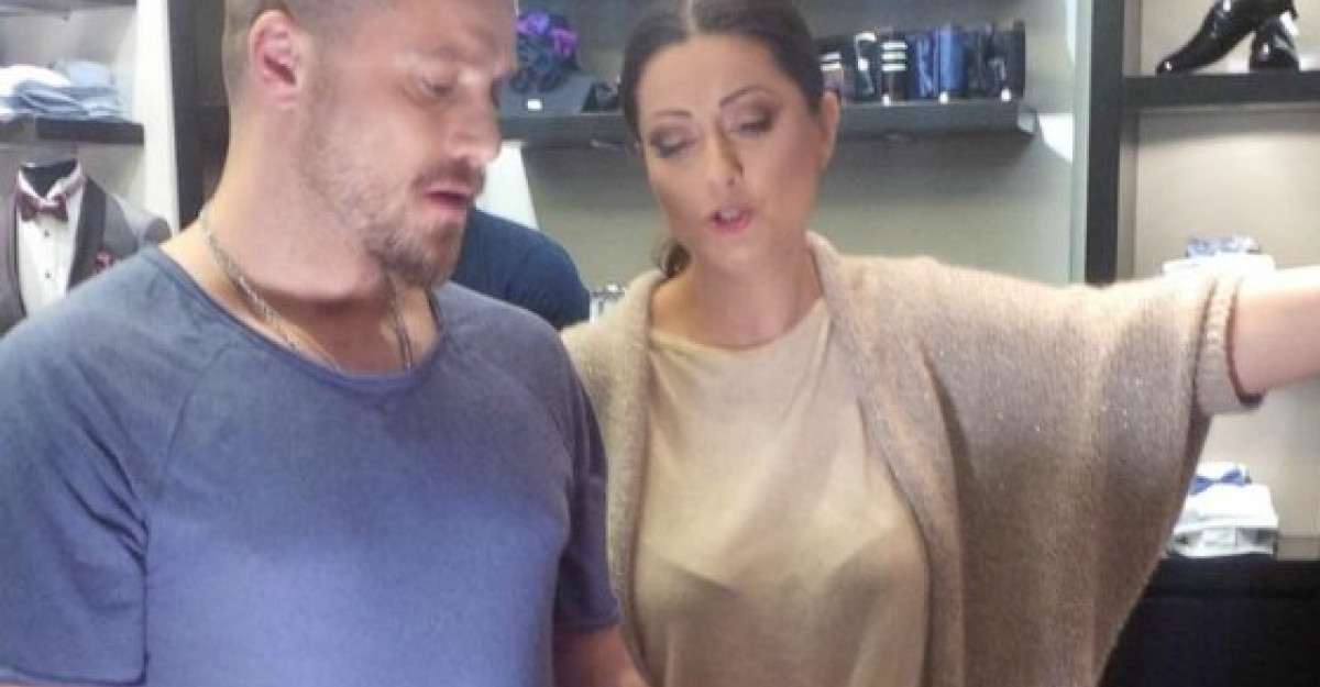 Tavi Clonda: Nu am rabdare sa o insotesc pe Gabi la shopping, desi ea vine cu mine cand eu am nevoie