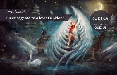 Testul Iubirii: Cu ce sageata te-a lovit Cupidon?