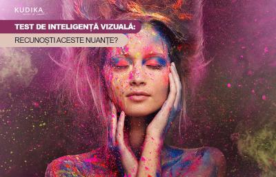 Test de inteligenta vizuala: Recunosti aceste nuante?