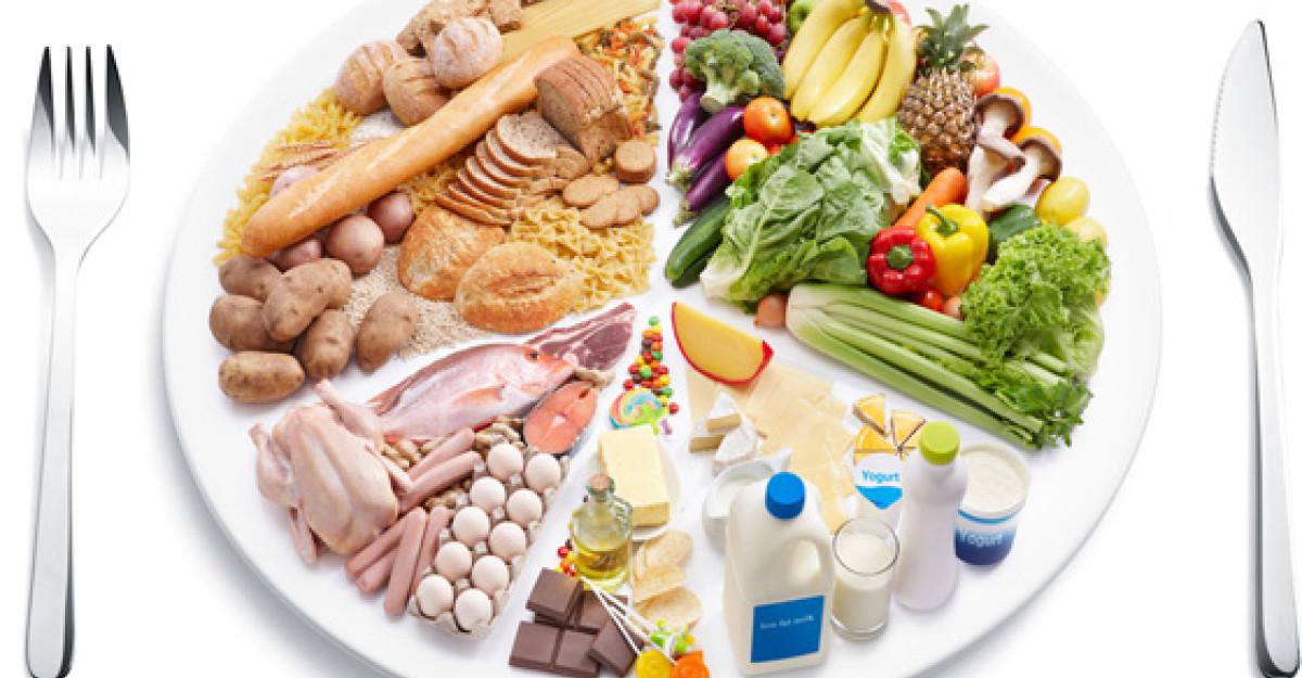 Piramida alimentatiei sanatoase - ce punem in farfurie?
