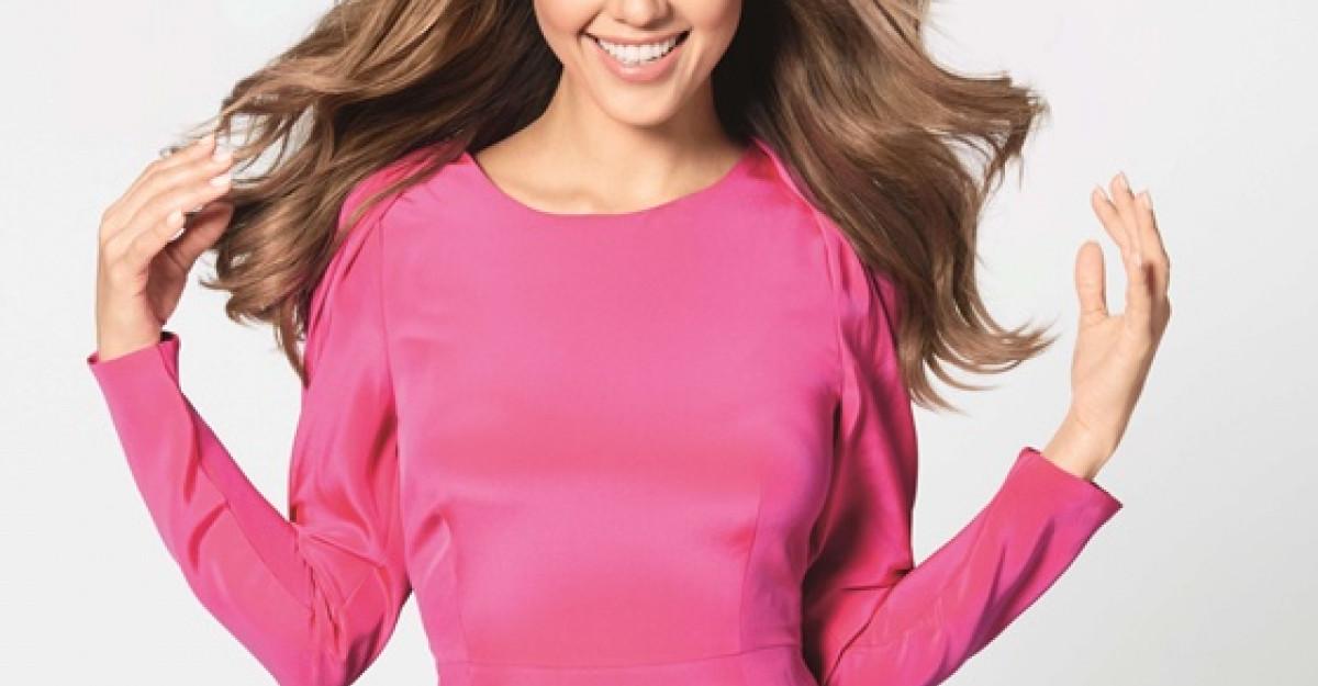 Jessica Alba, noul ambasador al frumusetii Braun