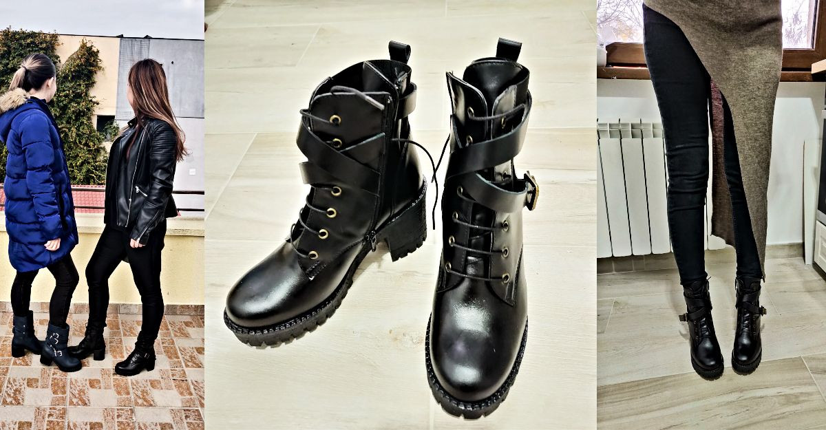 Bocanci cu toc versatili pentru orice stil: pregătiți de Moș Nicolae și de iarnă!