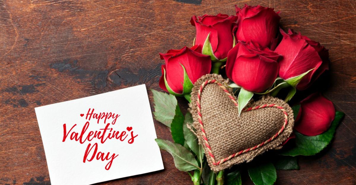 Flori de Valentine's Day: 4 aranjamente florale deosebite