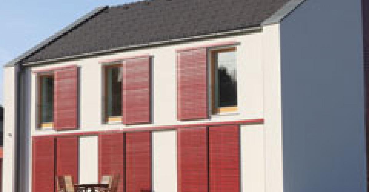 4 case cu consum redus de energie
