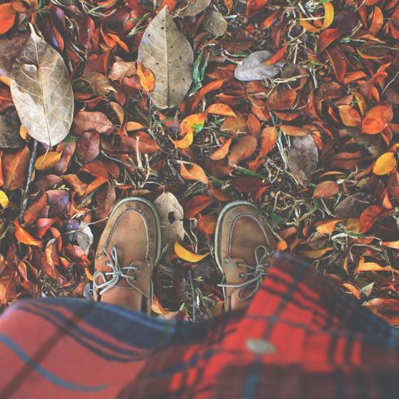 Pantofii stil mocasini sunt perfecți pentru zilele de toamnă