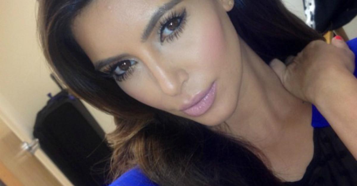 Kim Kardashian si fotografia cu care ii este rusine!