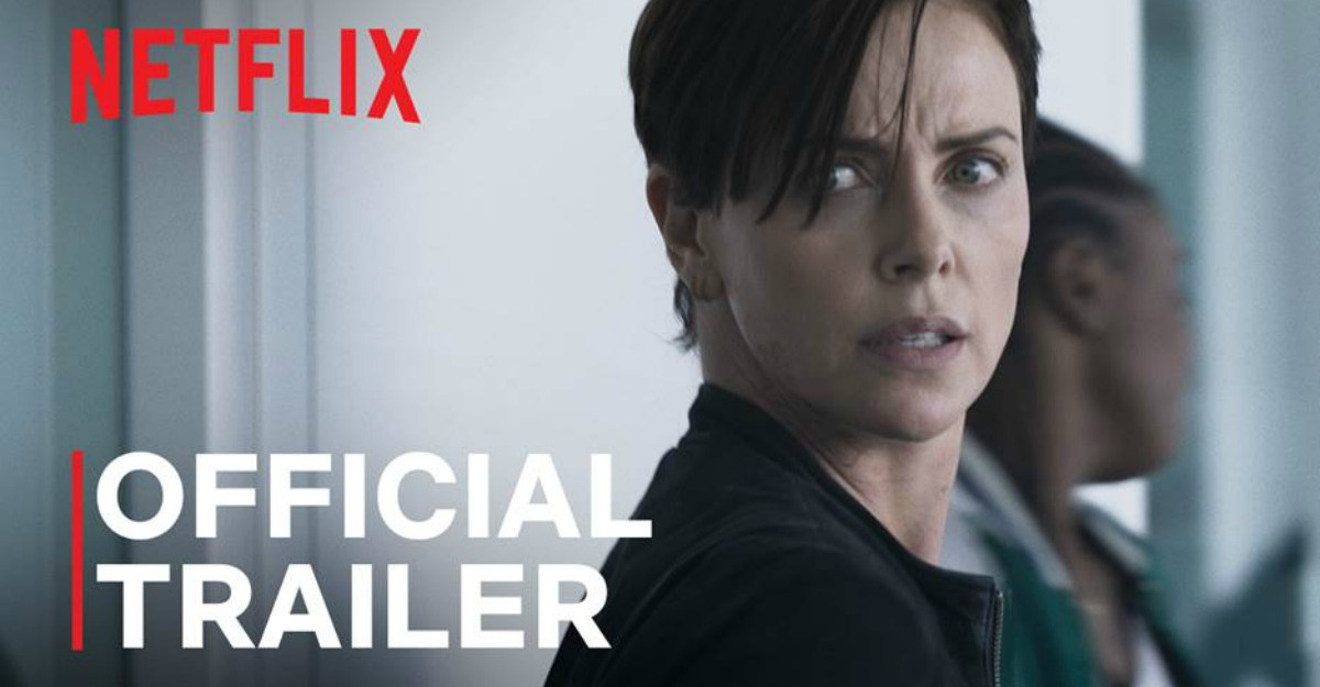 Charlize Theron in trailerul oficial THE OLD GUARD