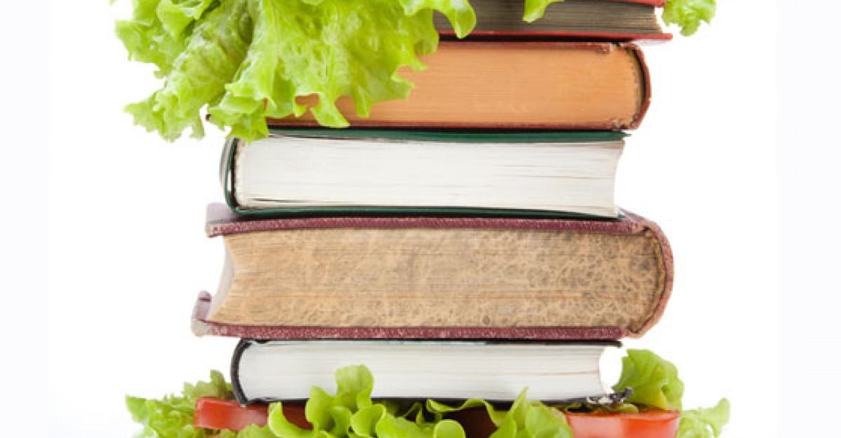 10 Carti despre NUTRITIE care iti vor schimba alegerile in VIATA