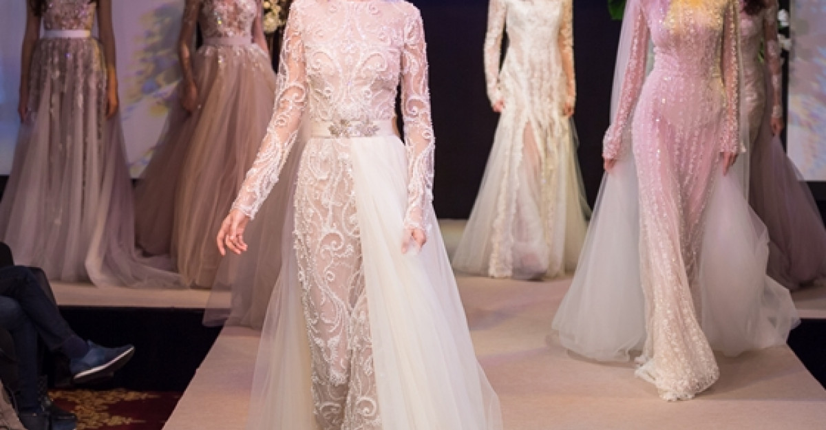 Rochii de mireasa by Otilia Brailoiu @ Bucharest Bridal Fashion Show - Eleganta detaliilor unice
