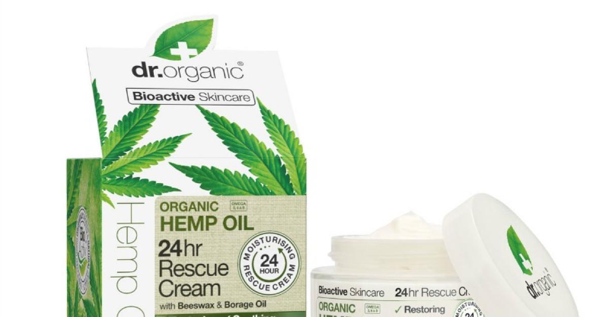 Beneficiile uimitoare ale uleiului de canepa, reunite in gama Hemp Oil de la Dr. Organic